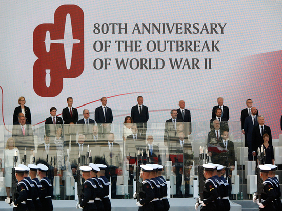 Юбилей начала Второй мировой в Варшаве  оказался антироссийским утренником