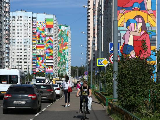 Художники со всего мира украсили фасады домов граффити