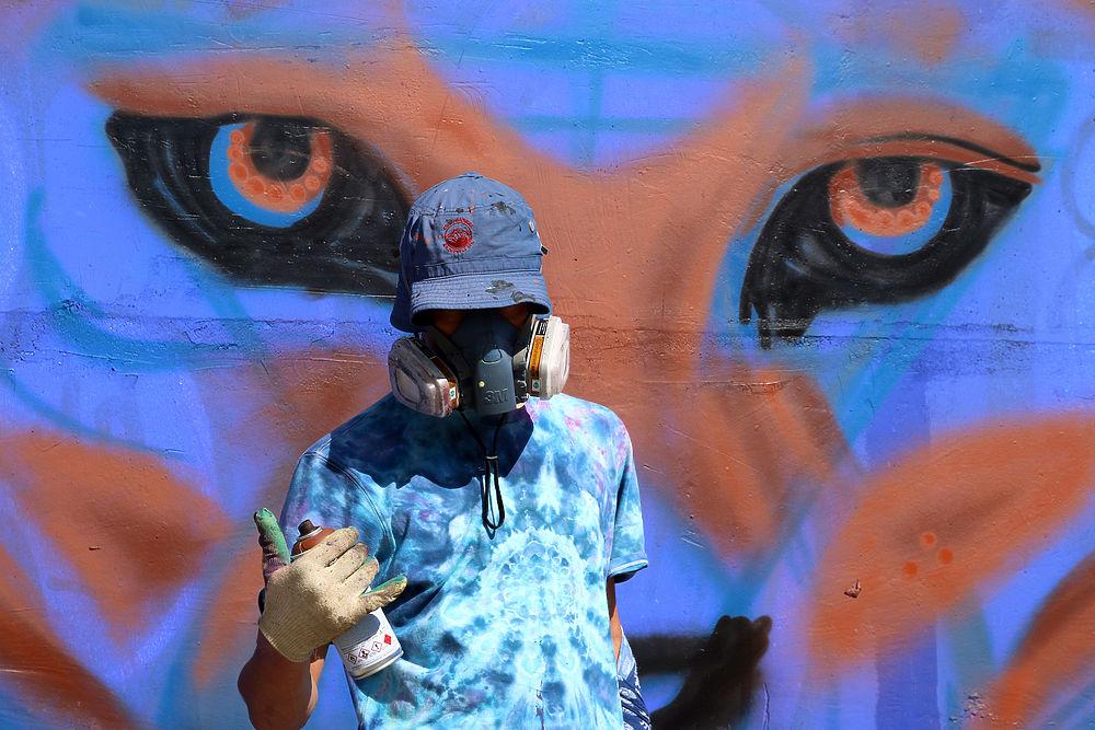 В Одинцово открылся музей уличного искусства: галерея граффити