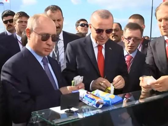 Путин не пожурил чиновников за космические растраты: робот Федор взбунтовался