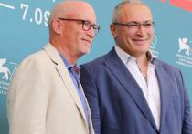 Ходорковский представил на Венецианском кинофестивале фильм о себе