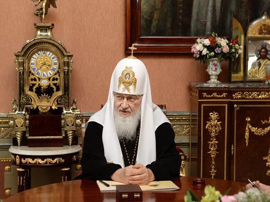 Патриарх Кирилл призвал не уничтожать природные ресурсы ради прибыли