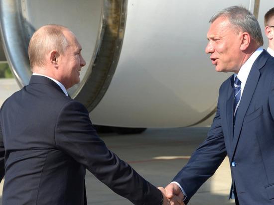 Вице-премьер РФ:
