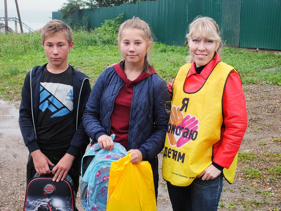 Пермский фонд «Я помогаю детям» подготовил к школе 6000 нуждающихся детей