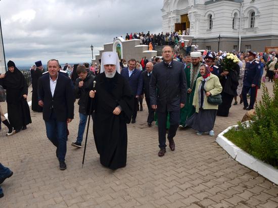 Темой Первого православного фестиваля на Белой Горе стали простые истины