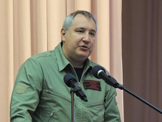 """Рогозин ответил на критику правительства по ситуации на """"Восточном"""""""