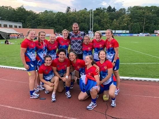 Спортсменка из Хакасии взяла бронзу на чемпионате Европы по регби