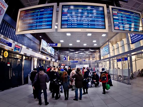 Самолет вылетел из челябинского аэропорта в Анталью после девятичасовой задержки