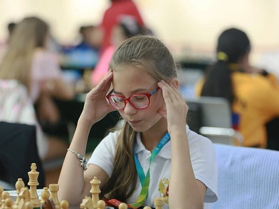 Школьница из ЯНАО завоевала «золото» на чемпионате мира по шахматам