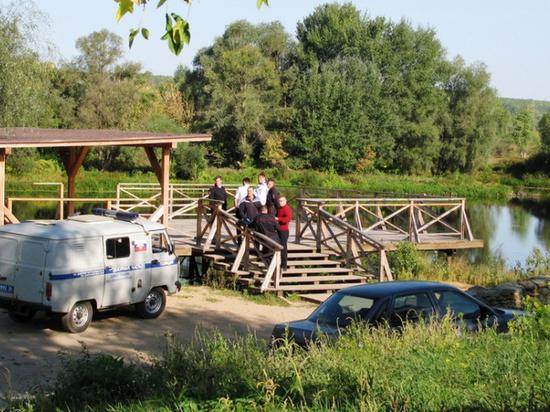 В Воронежской области рыбачившие подростки нашли труп женщины