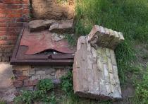 Кирпичная стена обрушилась на ребенка в детском саду Люберец