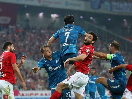 Подводим итоги 8-го тура российской премьер-лиги