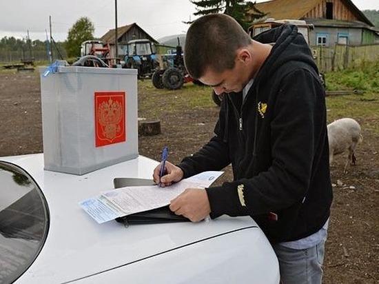 Как петербуржцам проголосовать на даче или другом участке