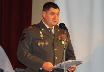 Начальник Управления Росгвардии по Орловской области ушел на пенсию