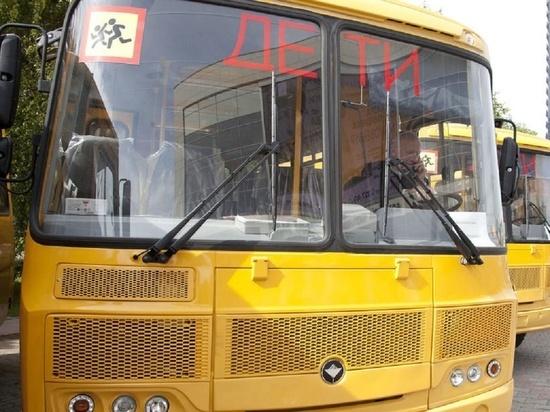В Тамбовской области 11 школьных автобусов имели неисправности
