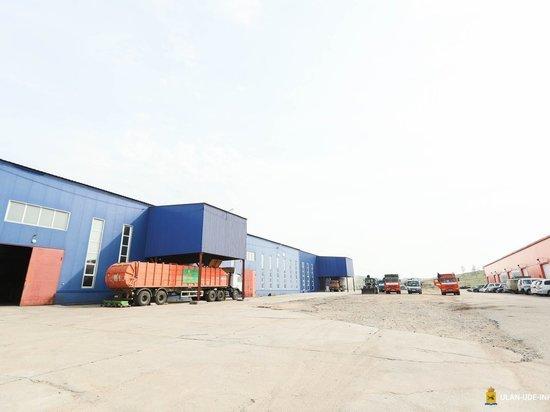 В Улан-Удэ после десятилетнего перерыва вновь открылась мусоросортировочная станция