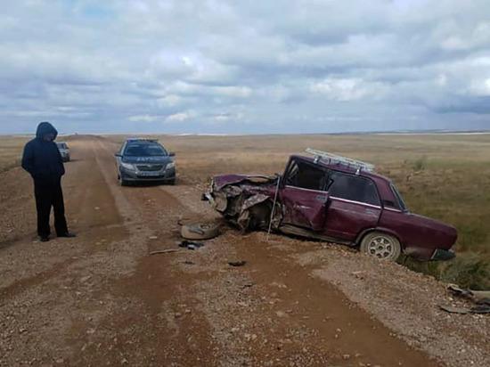 ДТП с пострадавшими в Башкирии: один из водителей не имел прав