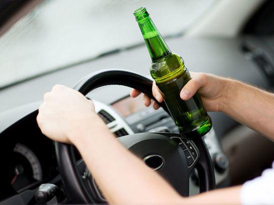 В Новосибирской области алкоголики остались без водительских прав