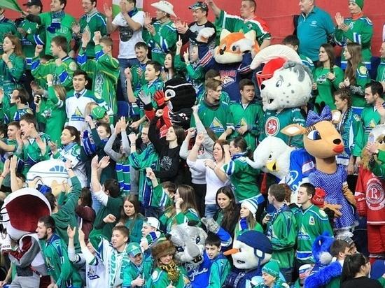 Стартовый матч «Салават Юлаев» сыграет с «Куньлунь Ред Стар» в Китае