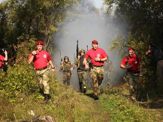 В Иркутске шестеро спецназовцев получили краповые береты