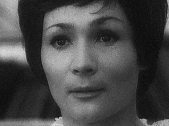 Скончалась актриса Зинаида Славина