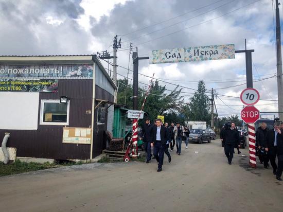 Новый разворот Алексея Текслера: помог садоводам и жителям поселка Керамзавода