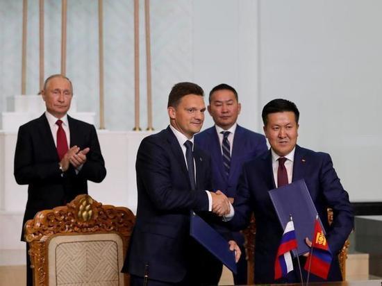 Почта России и Почта Монголии подписали соглашение о сотрудничестве