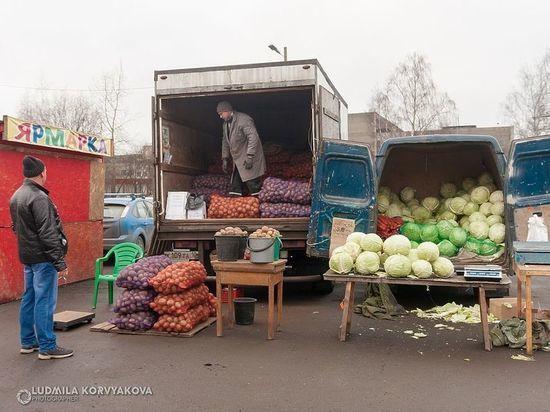 В Петрозаводске пройдёт осенняя сельскохозяйственная ярмарка