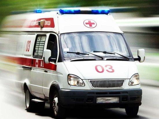 Водитель люксовой машины жестко сбил пешехода и скрылся