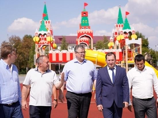Глава Ставрополья посетил Кавминводы