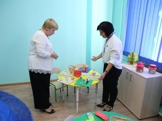 В Волгограде открылась первая «Лекотека» для особенных малышей
