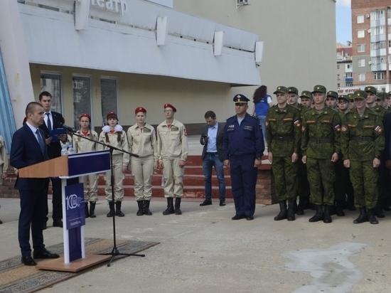 В Тамбовской области отдали дань памяти жертвам теракта в Беслане
