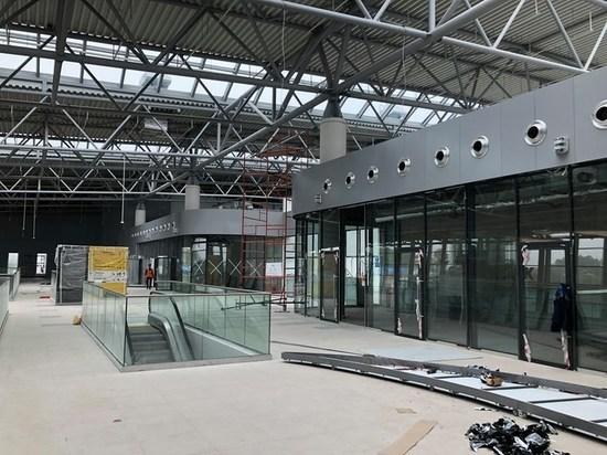 Новый терминал аэропорта Хабаровска заработает в сентябре