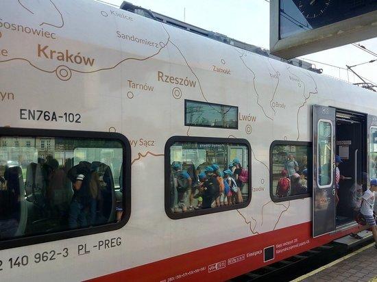 Украинцам не понравилась карта Польши со Львовом и Ровно