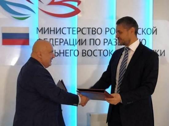 Заключено соглашение об инвестициях 5 млрд рублей в проекты Забайкалья