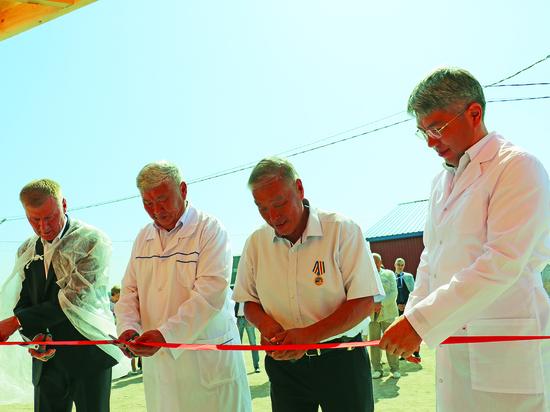 Улан-Удэнская птицефабрика увеличила мощности на 50 тысяч птицемест
