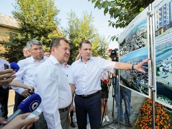 Замминистра строительства России высоко оценил комплексный подход к развитию Улан-Удэ