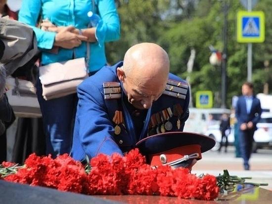 В регионе отметили 74-ю годовщину окончания Второй мировой войны