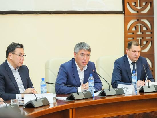 Игорь Шутенков представил подробный план развития Улан-Удэ на 5 лет