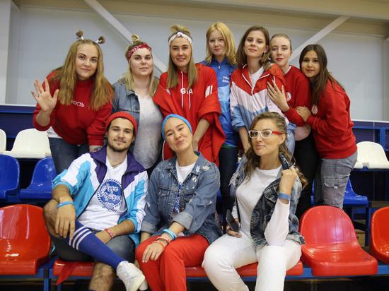 В «Олимпийской ребячке» состоялся фестиваль «Дорогойоткрытий»