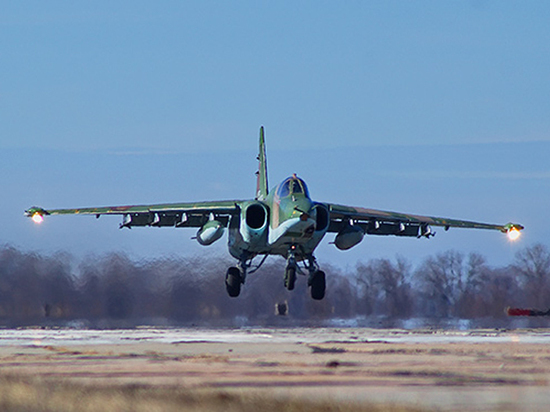 Найдены тела лётчиков разбившегося на Ставрополье Су-25