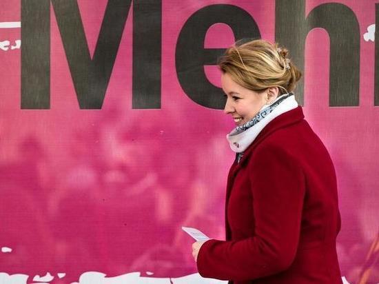 В Германии женщин в политике должно стать больше