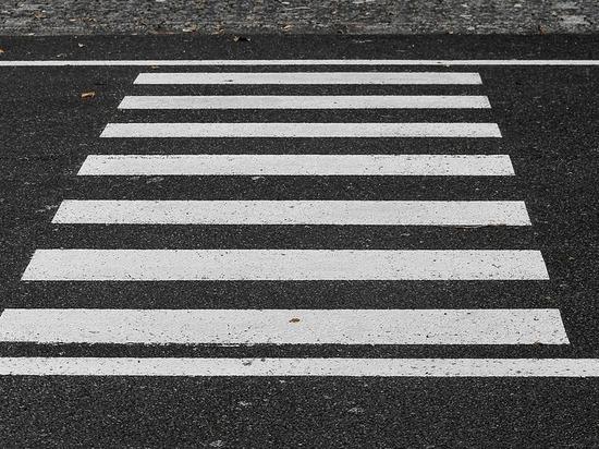 В Казани автоледи сбила девушку на пешеходном переходе
