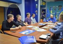 Сергей Катасонов встретился с кандидатами на осенние выборы