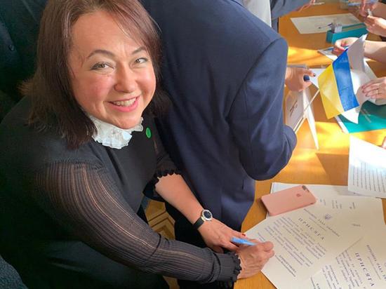 Депутат Зеленского объяснила интимную переписку в Раде