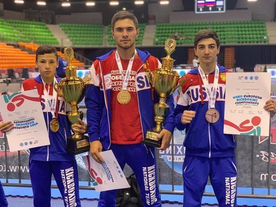 Ставропольцы взяли два «золота» на чемпионате по кикбоксингу в Венгрии