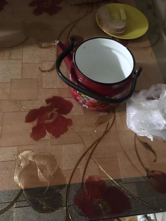 Жительница Воронежской области убила сожителя чайником
