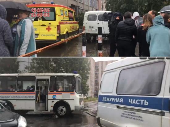 Архангельский политех был эвакуирован из-за сообщения о заложенной бомбе