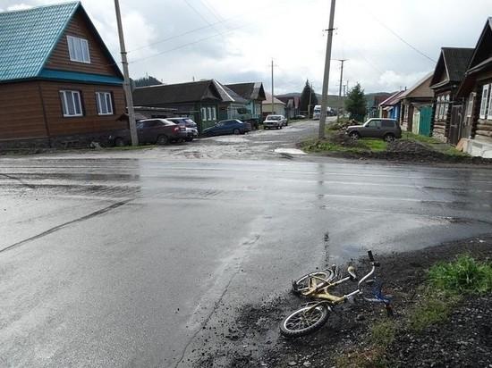 В Катав-Ивановске скорая помощь сбила семилетнего мальчика