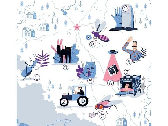 Тамбовские села могут стать самыми веселыми в России